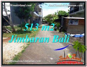 Magnificent PROPERTY 513 m2 LAND SALE IN JIMBARAN TJJI105
