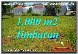 Exotic PROPERTY 1,000 m2 LAND IN Jimbaran Ungasan BALI FOR SALE TJJI108