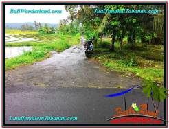 Beautiful Tabanan Selemadeg BALI LAND FOR SALE TJTB324