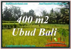 Magnificent PROPERTY Ubud Pejeng 400 m2 LAND FOR SALE TJUB627