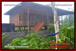 FOR SALE Affordable 290 m2 LAND IN TABANAN BALI TJTB358
