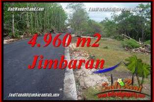 FOR SALE Affordable 4,960 m2 LAND IN JIMBARAN UNGASAN TJJI133