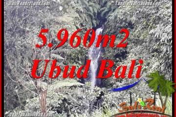 Beautiful Land sale in Ubud TJUB696