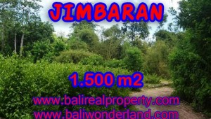 Stunning Land for sale in Bali, great surroundings in Jimbaran Bali - TJJI069