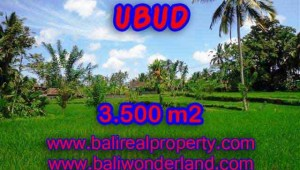 Land for sale in Bali, magnificent view Ubud Bali – TJUB388