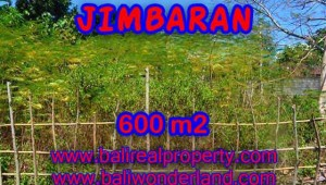 Land in Bali for sale, attractive view in Jimbaran Ungasan Bali – TJJI072