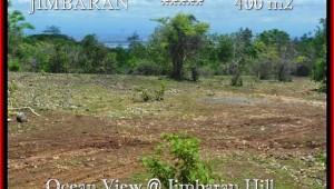 Affordable 400 m2 LAND SALE IN Jimbaran Ungasan TJJI088