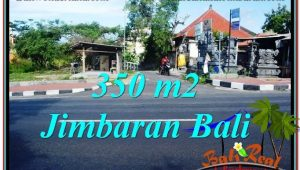 Exotic PROPERTY 350 m2 LAND IN Jimbaran Ungasan BALI FOR SALE TJJI103
