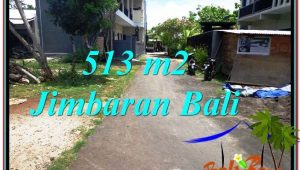 Beautiful 513 m2 LAND FOR SALE IN JIMBARAN TJJI105