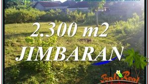Affordable Jimbaran Ungasan LAND FOR SALE TJJI117