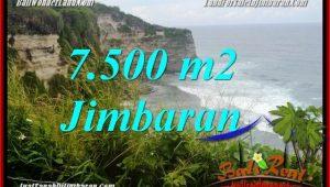 FOR SALE Affordable 7,500 m2 LAND IN JIMBARAN BALI TJJI126