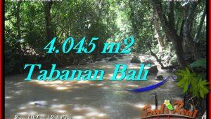 TABANAN 4,045 m2 LAND FOR SALE TJTB277