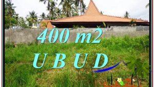 LAND SALE IN Sentral Ubud BALI TJUB585