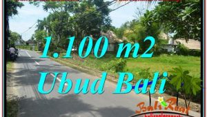 Exotic PROPERTY LAND SALE IN UBUD TJUB645