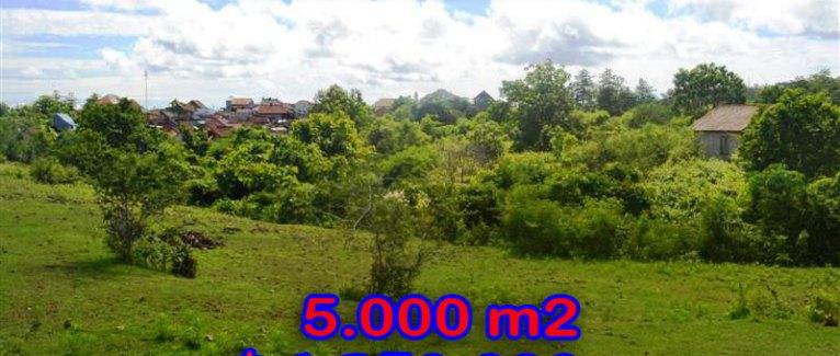 Land for sale in Bali, wonderful view in Jimbaran Bali – TJJI025