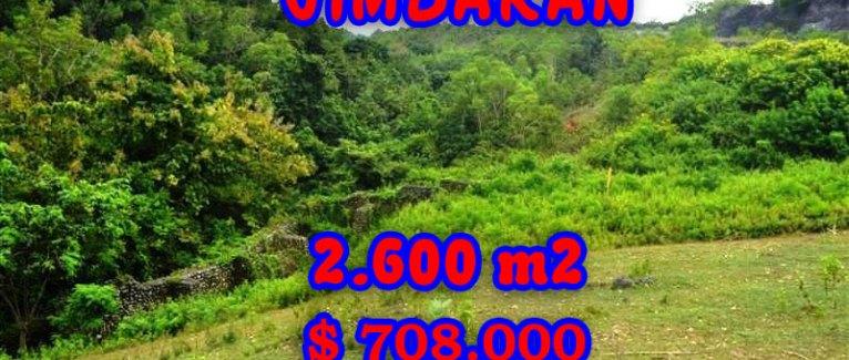 Exceptional Property in Bali, Land for sale in Jimbaran Bali – TJJI032