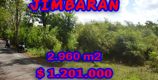 Exceptional Property in Bali, Land for sale in Jimbaran Bali – TJJI036