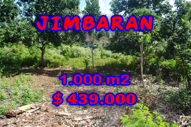 Bali Property for sale, Spectacular land for sale in Jimbaran Bali  – 1.000 m2 @ $ 439