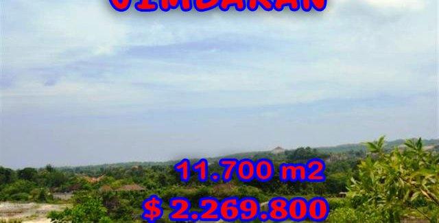 Fantastic Property for sale in Bali, land for sale in Jimbaran Bali  – 11.700 sqm @ $ 217