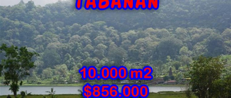 Land in Bali for sale, great view in Tabanan Bali – TJTB059