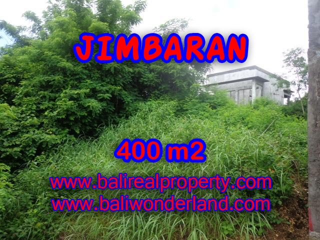 Land in Bali for sale, Stunning view in Jimbaran Bali – TJJI061