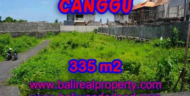 Land for sale in Bali, magnificent view Canggu Bali – TJCG142