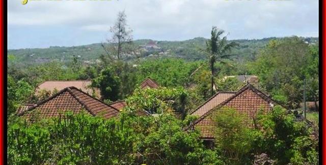Magnificent 1.600 m2 LAND FOR SALE IN Jimbaran Ungasan BALI TJJI089