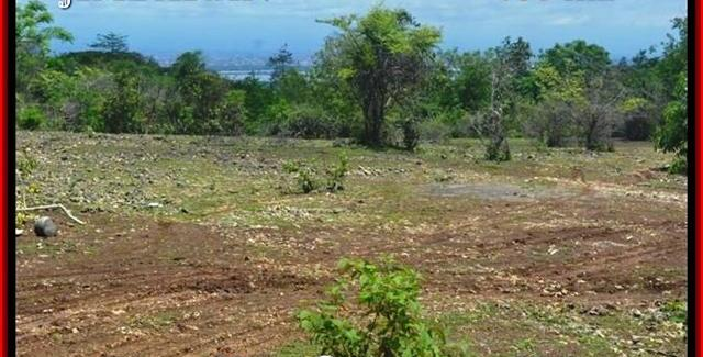 Magnificent 400 m2 LAND FOR SALE IN Jimbaran Ungasan BALI TJJI088
