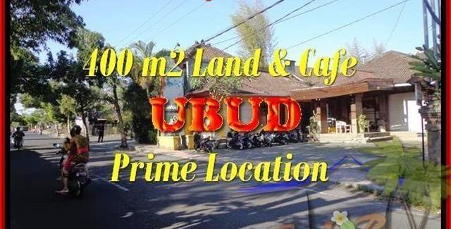 Beautiful 400 m2 LAND SALE IN UBUD TJUB444
