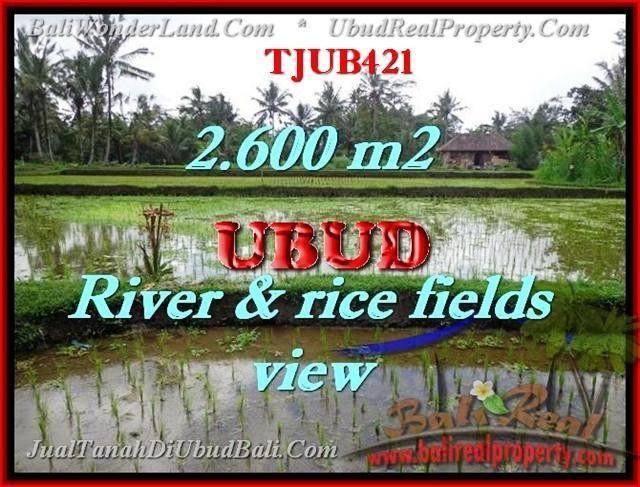 Magnificent Ubud Tegalalang BALI LAND FOR SALE TJUB421