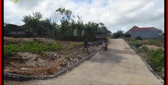 FOR SALE Magnificent 500 m2 LAND IN Jimbaran Ungasan BALI TJJI085