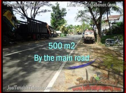 Affordable LAND IN Tabanan City BALI FOR SALE TJTB202