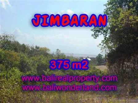 FOR SALE Beautiful PROPERTY 375 m2 LAND IN JIMBARAN BALI TJJI077
