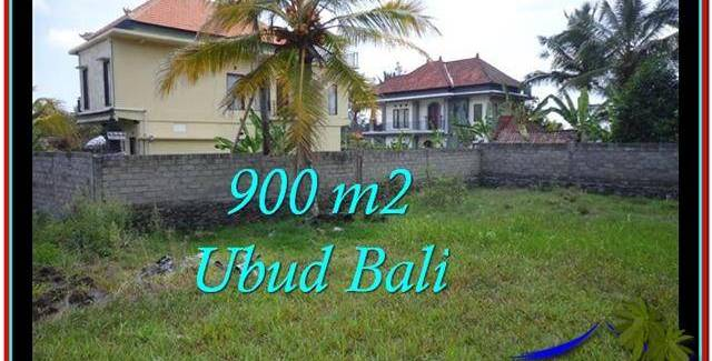 Affordable PROPERTY LAND IN UBUD FOR SALE TJUB532