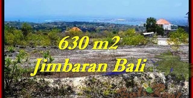Beautiful PROPERTY 630 m2 LAND IN JIMBARAN BALI FOR SALE TJJI099