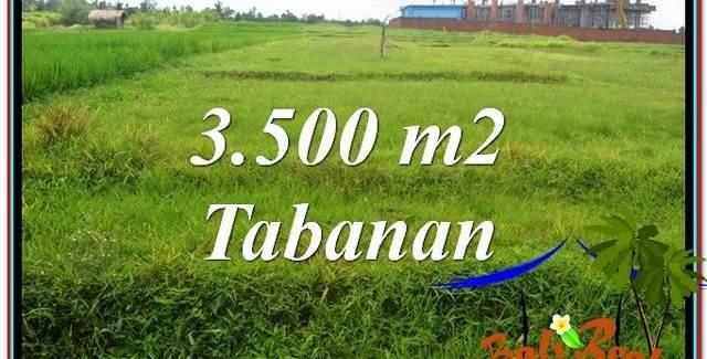 Beautiful PROPERTY TABANAN LAND FOR SALE TJTB302