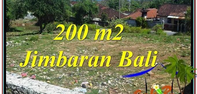 Beautiful 200 m2 LAND FOR SALE IN JIMBARAN BALI TJJI104