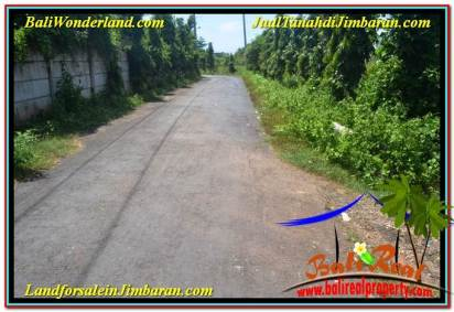 Exotic PROPERTY LAND FOR SALE IN JIMBARAN TJJI109