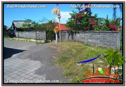 200 m2 LAND SALE IN JIMBARAN TJJI104