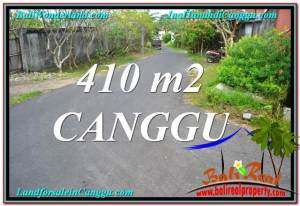Exotic PROPERTY LAND IN Canggu Pererenan BALI FOR SALE TJCG216