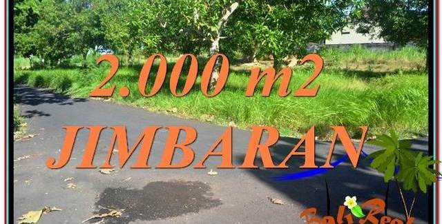 FOR SALE Magnificent LAND IN Jimbaran Uluwatu  BALI TJJI114