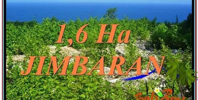 16,000 m2 LAND FOR SALE IN Jimbaran Uluwatu  TJJI112