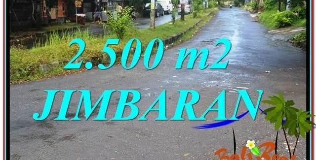 FOR SALE Affordable PROPERTY LAND IN JIMBARAN BALI TJJI118