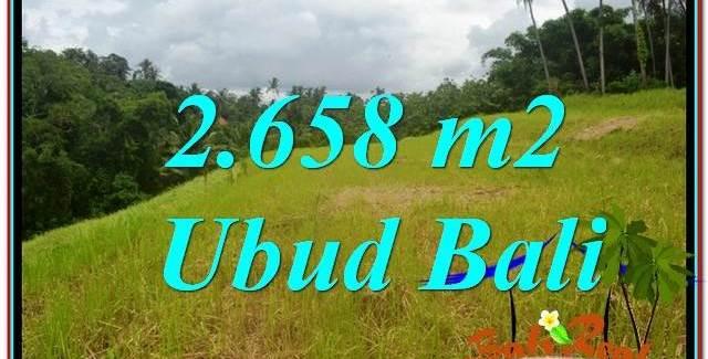 Affordable PROPERTY UBUD LAND FOR SALE TJUB641