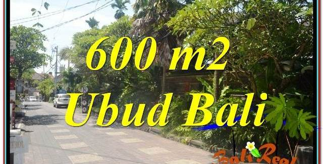 Exotic PROPERTY Sentral / Ubud Center LAND FOR SALE TJUB644