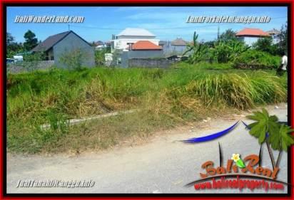 Beautiful LAND IN CANGGU FOR SALE TJCG225