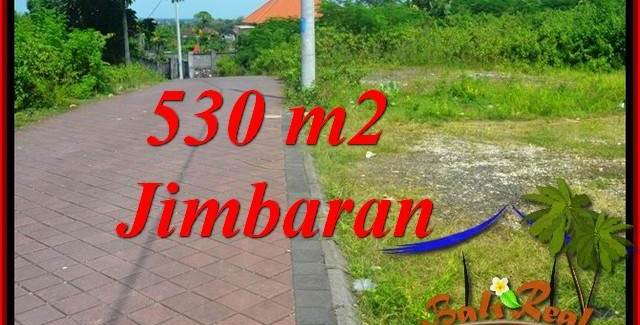 Beautiful 530 m2 LAND IN JIMBARAN ULUWATU FOR SALE TJJI127