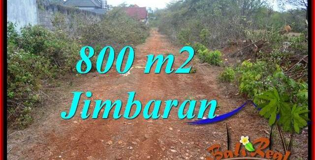 FOR SALE Exotic 800 m2 LAND IN JIMBARAN UNGASAN BALI TJJI129