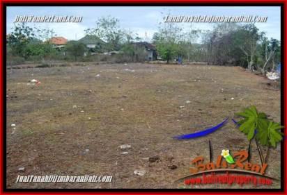 Exotic 400 m2 LAND IN JIMBARAN UNGASAN FOR SALE TJJI132A