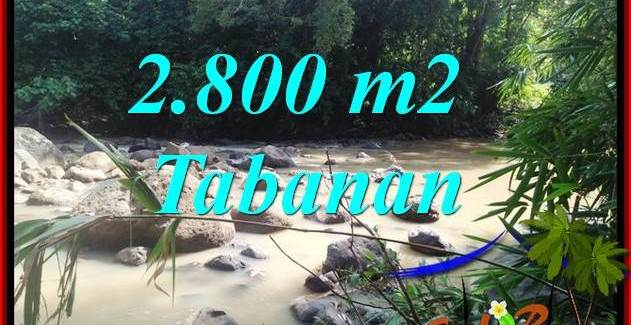 Affordable Property Land sale in Tabanan TJTB411